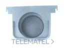 TAPA SALIDA/FINAL ECOCANAL 200 DIAMETRO 75 GRIS con referencia 36520TG de la marca HYDRAFIX.