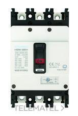 Interruptor automático caja moldeada HGM160 TREG 125A 3 polos 26kA con referencia HGM160-S3P125F de la marca HYUNDAI.