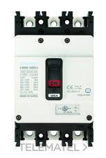 Interruptor automático caja moldeada HGM160 TREG 125A 3 polos 38kA con referencia HGM160-H3P125F de la marca HYUNDAI.