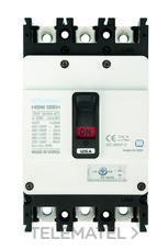 Interruptor automático caja moldeada HGM160 TREG 160A 4 polos 38kA con referencia HGM160-H4P160F de la marca HYUNDAI.