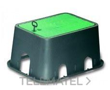 IBIDE ARQ-12 Arqueta grande 6 salidas 420x320x200mm