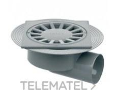 IBIDE CSH-27 Caldereta sifónica salida horizontal diámetro 110-200x200