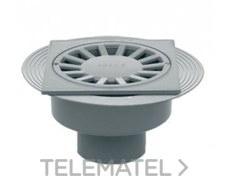 IBIDE CSV-57 Caldereta sifónica salida vertical diámetro 90-200x200