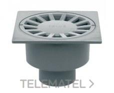 IBIDE SSV-07 Sumidero sifónico salida vertical diámetro 75-150x150mm
