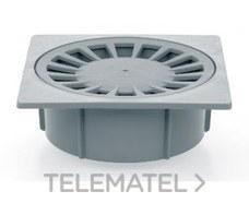 IBIDE SSV-10 Sumidero sifónico salida vertical diámetro 90/110-250x250mm