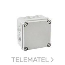 Caja derivación light 108x108x64 7 conos con referencia EV111 de la marca IDE.