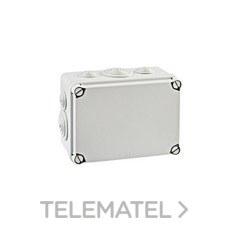 Caja derivación light 162x116x76 10 conos con referencia EV161 de la marca IDE.
