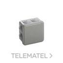 Caja derivación light 84x84x50 7 conos con referencia EP088 de la marca IDE.