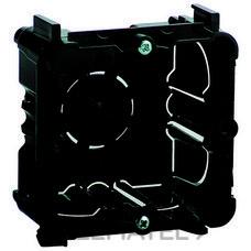 Caja distribución empotrar con tornillo metálico con referencia D88 de la marca IDE.