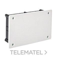 Registro ICT RTR TB+RDSI 119x189x45,5mm con referencia CT114 de la marca IDE.