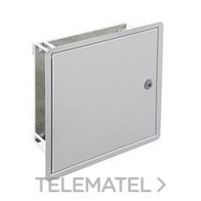 Registro secundario ICT RSE 4545 45x45x16 empotrar con referencia AE4545 de la marca IDE.