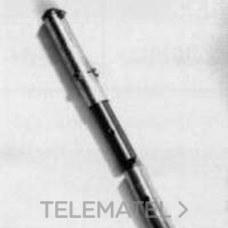 INGESCO 114041 MASTIL 5,8m Fe galvanizado+union+3 TORN.