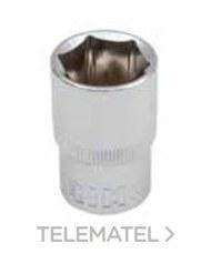 Vaso 1//2 hexagonal 17mm cromo vanadio Irimo vasos y carracas
