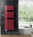 Radiador JAZZ Eléctrico EcoDesign con control termostático Wireless 1770x500mm blanco con referencia JLG050ED01 de la marca IRSAP.