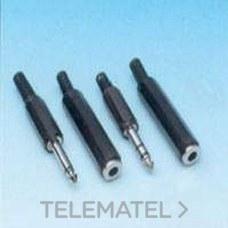 JANGAR 1173 CONECTOR AUDIO JACK ESTEREO MACHO 6,3mm