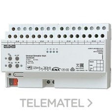 JUNG 3904REGHE Actuador dimmer KNX 4 canales