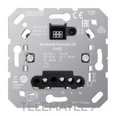 JUNG 1711DE Dimmer sensor universal para led
