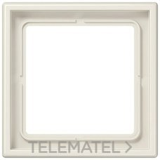 Jung ls990 Marco 2 elementos blanco marfil