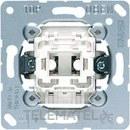 MECANISMO INTERRUPTOR BIPOLAR 10AX/250V con referencia 502U de la marca JUNG.