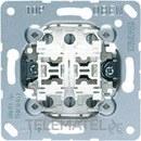 MECANISMO MULTI-PULSADOR 10AX/250V con referencia 532-4U de la marca JUNG.