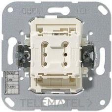 JUNG 4071.01LED Pulsador sencillo KNX 1 fase con acoplador