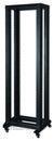 """Rack abierto a suelo 2 arcos 19"""" 42U 2070 x fibra opticando 400mm carga 200kg 4 ruedas con referencia FR13-A4266 de la marca KEYNET SYSTEMS."""