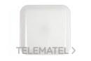 Plafon Led CLOT de superficie cuadrado 4000K 24W 280mm sensor 220V IP54 con driver con referencia CLTCS-24-40 de la marca Led BAY.