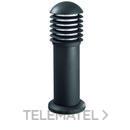 BALIZA 50cm REJILLA E27 100/23W GRIS URBANO con referencia 55-9319-Z5-M3 de la marca LEDS-C4.