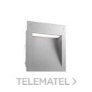 Luminaria empotrable pared MICENAS led Osram 20W gris con referencia 05-9885-34-CM de la marca LEDS-C4.