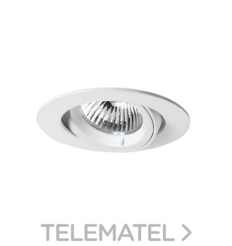 Pack empotrable techo orientable, módulo led 2700K y equipo incluido blanco con referencia PRO-178221 de la marca LEDS-C4.