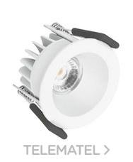 Luminaria Spot DK LED FIX 7W/3000K 230V IP44 30000h blanco 3 años garantía con referencia 4058075127166 de la marca LEDVANCE.