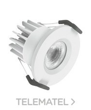 Luminaria Spot FP LED FIX 7W/3000K 230V IP65 530lm 30000h blanco 3 años garantía con referencia 4058075127333 de la marca LEDVANCE.
