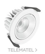 Luminaria Spot LED orientable 8W/3000K 230V IP20 720lm 30000h blanco 3 años garantía con referencia 4058075126848 de la marca LEDVANCE.