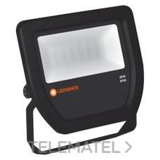Proyector Floodlight led 20W/4000K IP65 2000 Lum 30000 h negro 3 años garantía con referencia 4058075097483 de la marca LEDVANCE.