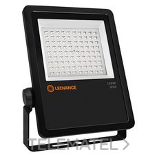 Proyector FLOODLIGHT LED Asym 200W/4000K IP65 negro con referencia 4058075321830 de la marca LEDVANCE.