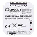 Sistema gestión SGI VIVARES ZB COUPLER con referencia 4058075463806 de la marca LEDVANCE.