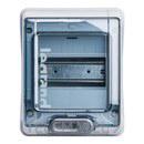 Caja módulo estanca IP65 6 módulos con referencia 601996 de la marca LEGRAND.