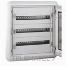 Caja XL3 160 empotrar metal 3 filas con referencia 020013 de la marca LEGRAND.