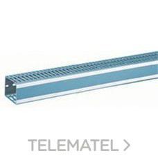 CANAL LINA 25 PVC AZUL 40x80 con referencia 036208 de la marca LEGRAND.