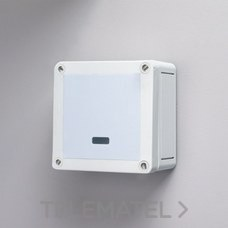 Detector de presencia MWS1A-IP HF ON/OFF resistente IP66 pared superficie con referencia CP320015 de la marca LEGRAND.