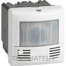Detector movimiento MOSAIC-II 3 hilos 2000W blanco con referencia 078452 de la marca LEGRAND.