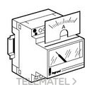 Escala 0-100A para amperímetro con referencia 004613 de la marca LEGRAND.
