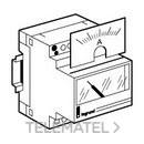 Escala 0-600A para amperímetro con referencia 004620 de la marca LEGRAND.