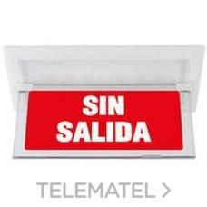 ETIQUETA SEÑALIZACION SIN SALIDA con referencia 661841 de la marca LEGRAND.