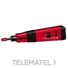 Herramienta cableado 110 cuchilla con referencia 033260 de la marca LEGRAND.