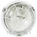 Hublot metálico incandescente 100W IP555 CLASE-I blanco con referencia 060483 de la marca LEGRAND.