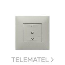 Interruptor persiana VALENA NEXT W/NETATMO aluminio con referencia 741837 de la marca LEGRAND.