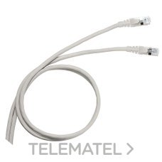 LATIGUILLO UTP CAT-5E 2m VDI con referencia 051637 de la marca LEGRAND.