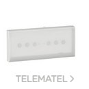 Luminaria de emergencia URA34 LED 150lm 1 hora IP42 permanente / no permanente con referencia 661242 de la marca LEGRAND.