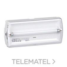 LEGRAND 661705 Luminaria de emergencia URA21 NEW 160lm 1 hora NP
